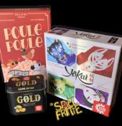 Die Mayotube der Spielfritte – Kaddys Senf zu Gold, Yokai und Poule Poule