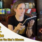 Die Mayotube der Spielfritte – Kaddys Senf zu The King´s Dilemma
