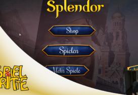 Die Mayotube der Spielfritte – Guten APPetit – Splendor digital spielen