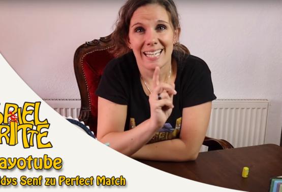 Die Mayotube der Spielfritte – Kaddys Senf zu Perfect Match