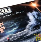 EXIT – Das Spiel + Puzzle – Der verschollene Tempel und Der einsame Leuchtturm