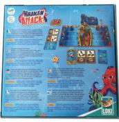 Kraken Attack!