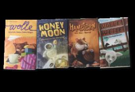 Wolle, Honey Moon, Hamstern und Volle Weide