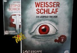 50 Clues – Die Trilogie: Teil 2 und 3