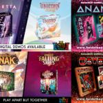 Heiß & Fettig: HeidelBÄR Games, Horrible Guild und Czech Games Neuheiten