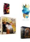 Heiß & Fettig: Corax Games die Neuheiten