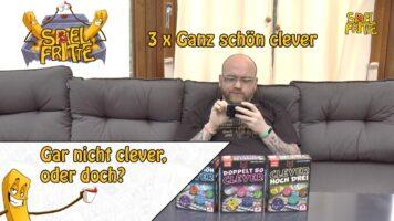3 x Clever in der MayoTube | Ganz schön clever, Doppelt so clever und Clever hoch drei