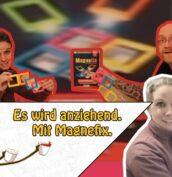 Die Mayotube der Spielfritte – wir spielen Magnefix von Amigo Spiele