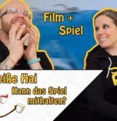 Der Weiße Hai – Kaddy & Funfairist quatschen über Spiel und Film