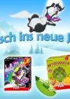 Heiß & Fettig: Die Frühjahrsneuheiten von Amigo Spiele 2021