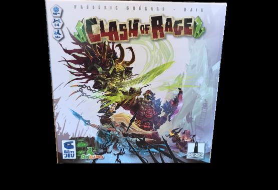 Clash of Rage