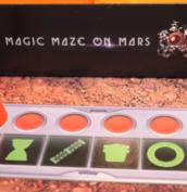Magic Maze on Mars