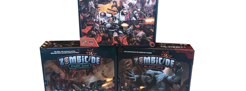 Zombicide Invader | Dark Side | Black Ops
