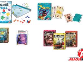 Heiß & Fettig: Die Frühjahrs-Neuheiten von Abacusspiele 2021