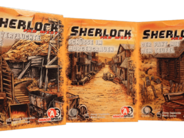 3erlei Sherlock – Far West