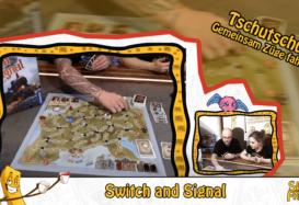 Frittenstream der SPIELdigital 2020: Die Spielfritte spielt Switch and Signal