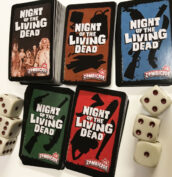 Night of the Living Dead – Ein Zombicide Spiel