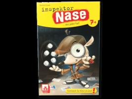 Inspektor Nase … löst jeden Fall!