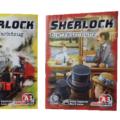 3 x Sherlock und Decktective
