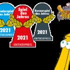 Spiele des Jahres 2021